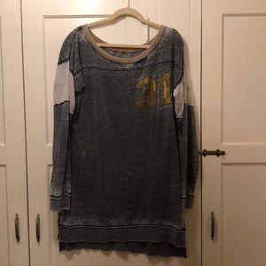 Free People crewneck sweatshirt